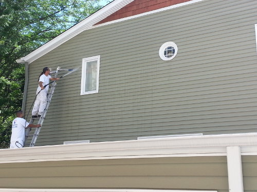 Chicago Painters Exterior Maintenance